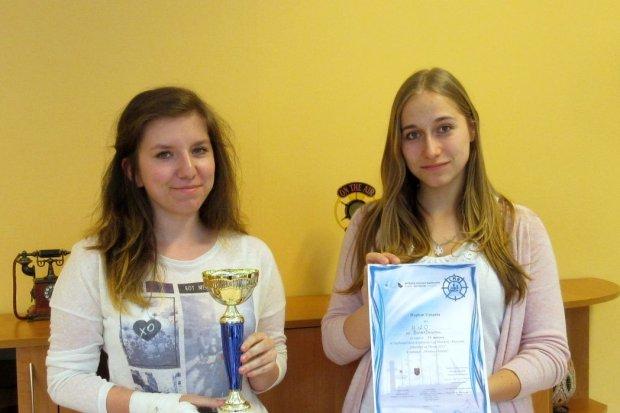 Uczennice II LO szóste w Polsce