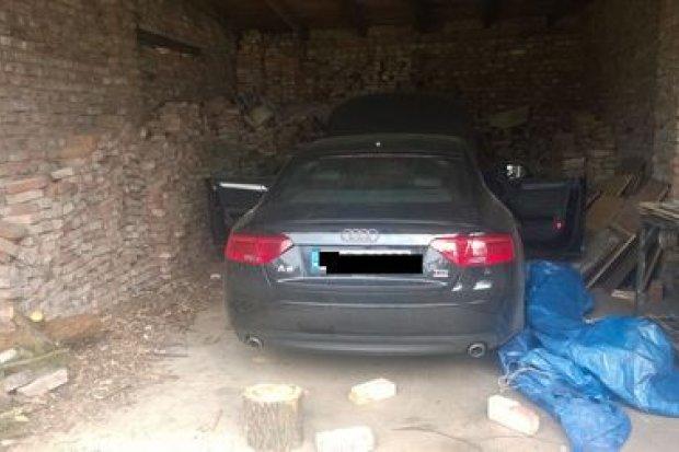 Odnaleźli skradzione w Niemczech auto