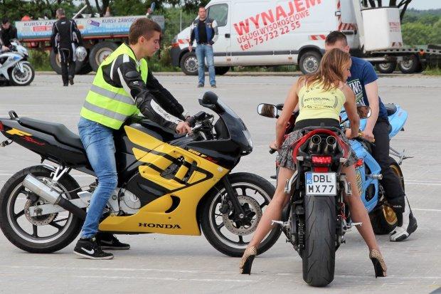 Ponad 230 motocylistów na Bolesławiec Moto Show