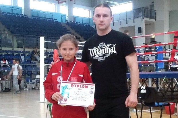 Oliwia Ziembikiewicz mistrzynią Polski