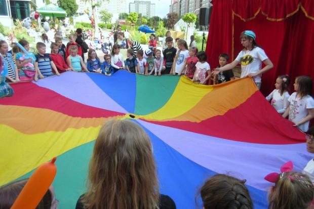 Dzień Dziecka w BOK – MCC! Zabawy, warsztaty plastyczne i występy taneczne