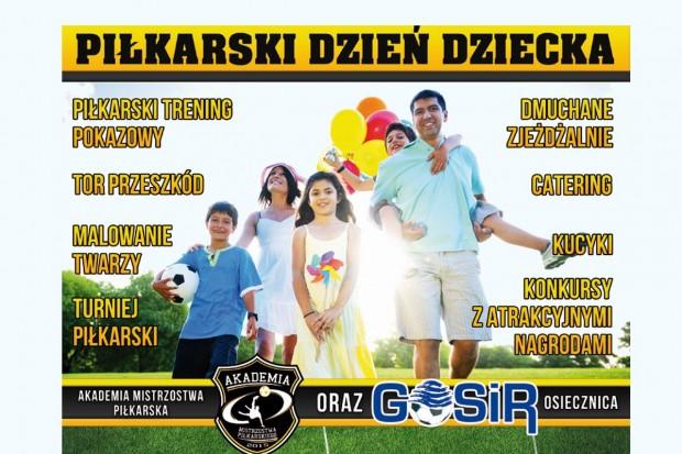 Piłkarski festyn w Osiecznicy - nabór do akademii