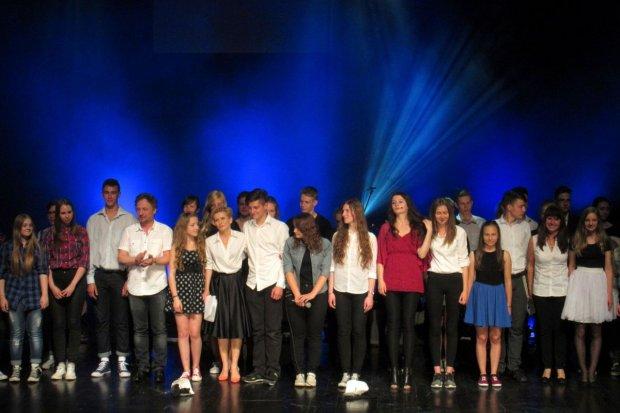 Musical Gimnazjum Samorządowego nr 2