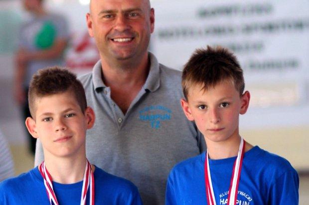 Pływacy Harpuna z czterema medalami Ogólnopolskich Zawodów w Sprincie