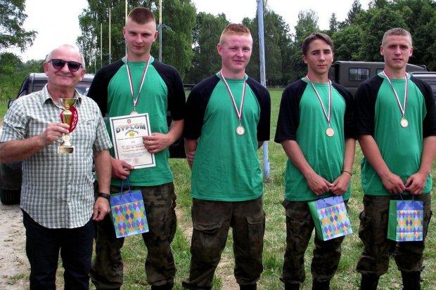 Sukces HP w Wojewódzkiej Spartakiadzie Sportów Obronnych we Wrocławiu