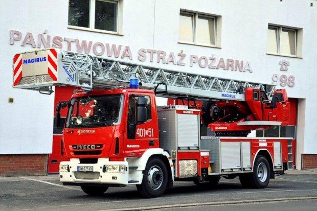 Dzień Strażaka w Bolesławcu: nowy sprzęt dla naszych mundurowych