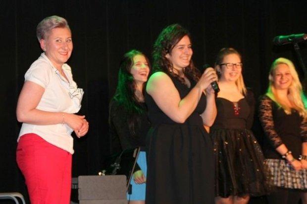 Koncert wokalistów Agaty Pińczuk-Burdzy