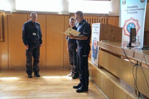 Nowy komendant Komisariatu Policji w Szklarskiej Porębie