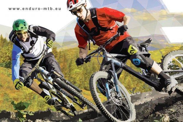 Sprawdź nieznane trasy w Karkonoszach na Przesieka Enduro MTB Series