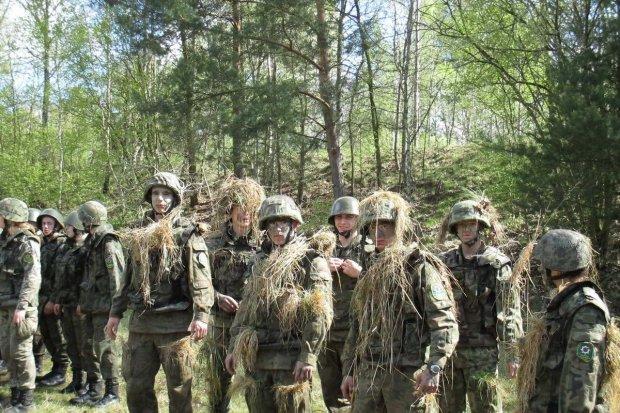 Ćwiczenia wojskowe młodzieży zakończone