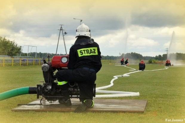Powiatowe Zawody Sportowo-Pożarnicze za nami