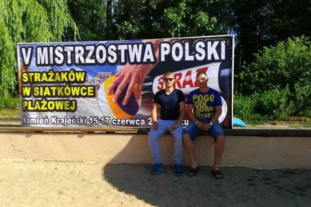 Nasi siatkarze na Mistrzostwach Polski