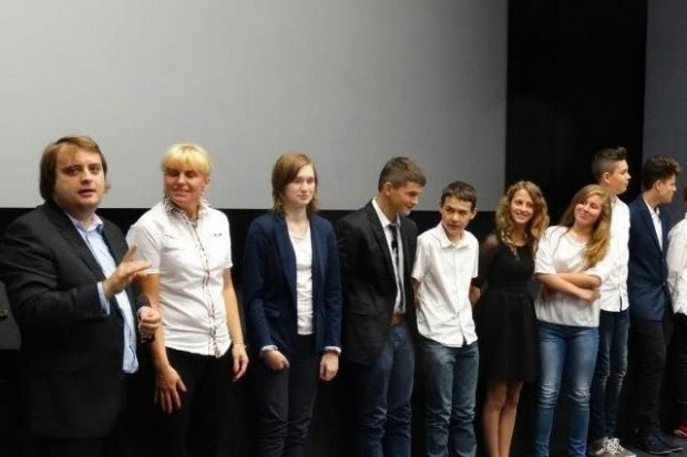 Premiera filmu młodych bolesławian w CIK Orzeł