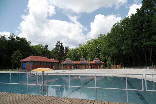 Otwarcie nowych basenów już jutro!