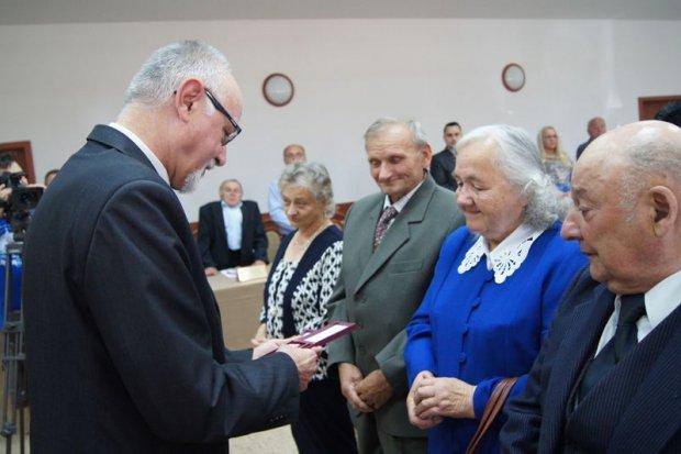 Prezydent Polski nagrodził małżenstwa z Kraśnika, Brzeźnika i Nowej