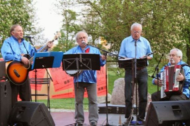 """Kapela Michały – koncert w """"Altanie"""""""