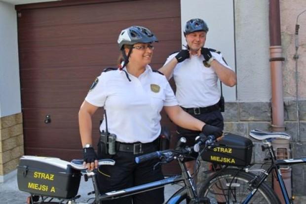 Straż Miejska zapewnia bezpieczne wakacje