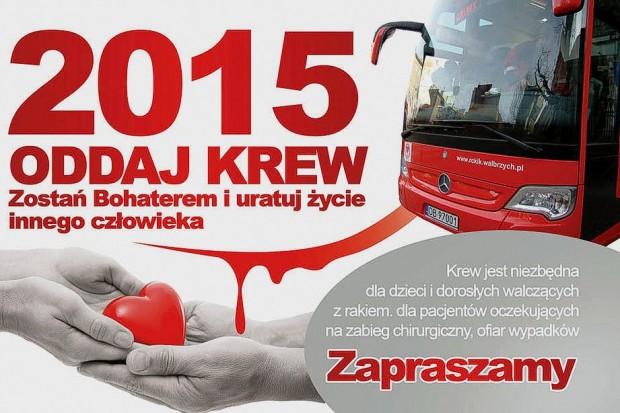 Oddaj krew w wakacje