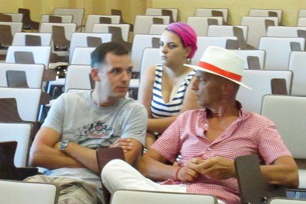 Awantura na konferencji, Nowak czepiał się miasta o kasę