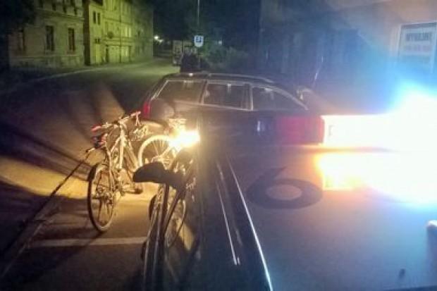 16-latek kierował... kradzionym autem
