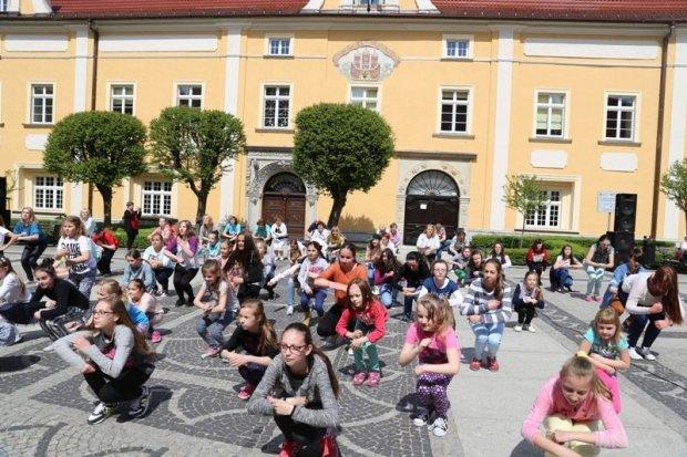 Międzynarodowy Dzień Tańca w Bolesławcu
