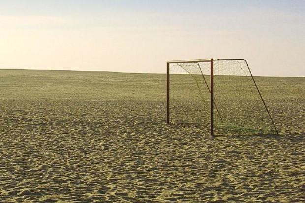 """Turniej Plażowej Piłki Nożnej """"OSiR Cup"""""""