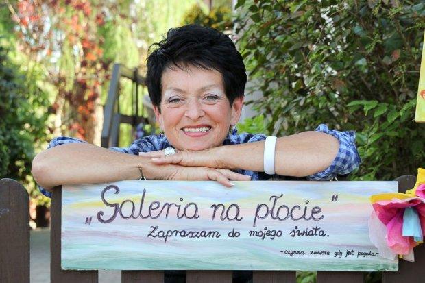 Jolanta Koźmin zaprasza na zajęcia plastyczno-literackie