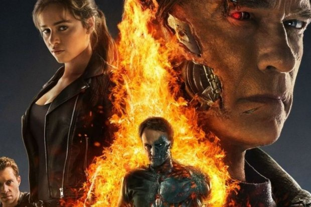 """""""Terminator: Genisys"""" premierowo w Forum"""