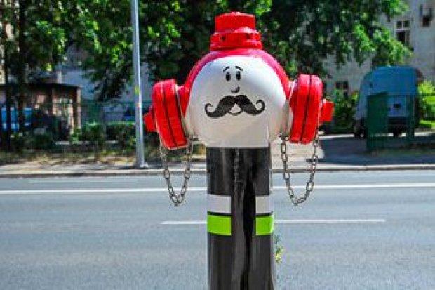 Hydranty, bramki wodne i poidełka