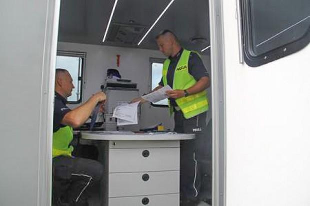 Truck i Bus: 54 mandaty wystawione, 13 dowodów rejestracyjnych zatrzymanych