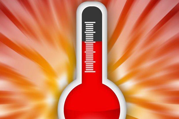 Synoptycy: upały jeszcze przynajmniej przez tydzień!