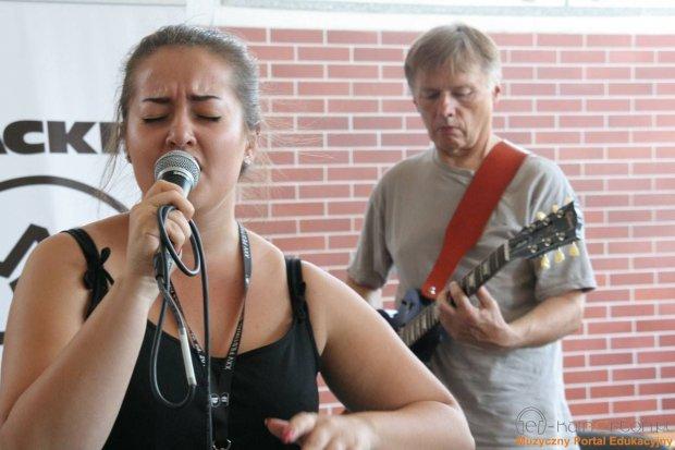 W Kruszynie trwa jubileuszowy Blues nad Bobrem