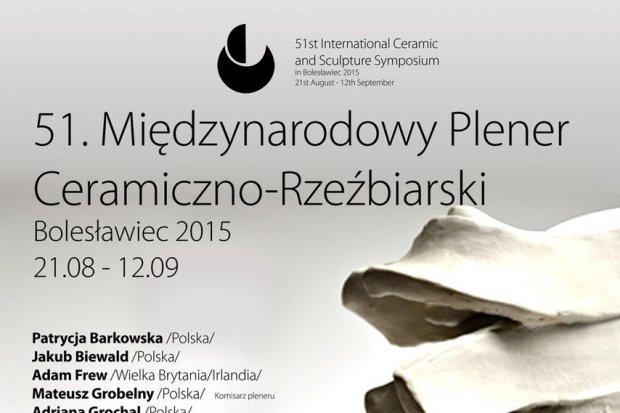 Międzynarodowi artyści-ceramicy w Bolesławcu