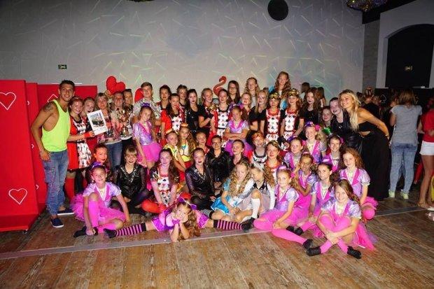 Zespół Taneczny Złote Dzieci zwyciężył w Paryżu