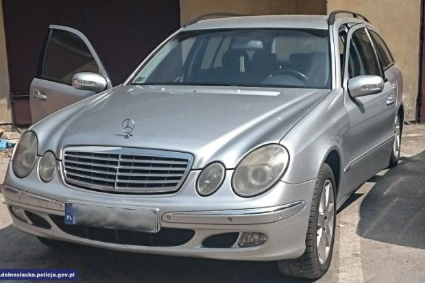 16-latek ukradł wartego 30 tys. zł Mercedesa. Komu? Swojej siostrze