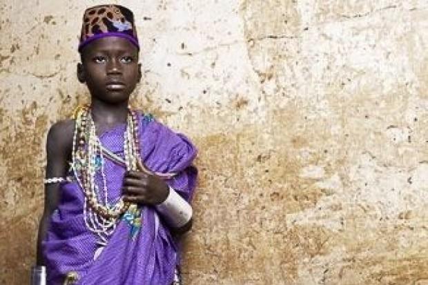 Afrykańskie portrety w Galerii Ring