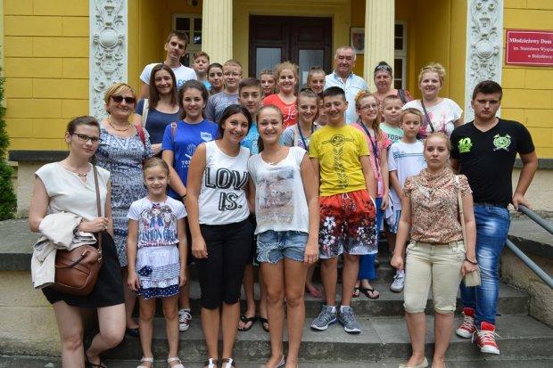 Młodzi Polacy z Bałkanów poznają Ojczyznę