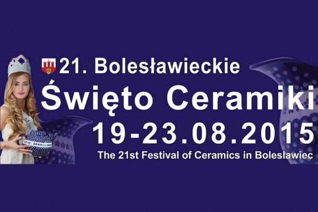 Rozpoczęło się 21. Bolesławieckie Święto Ceramiki