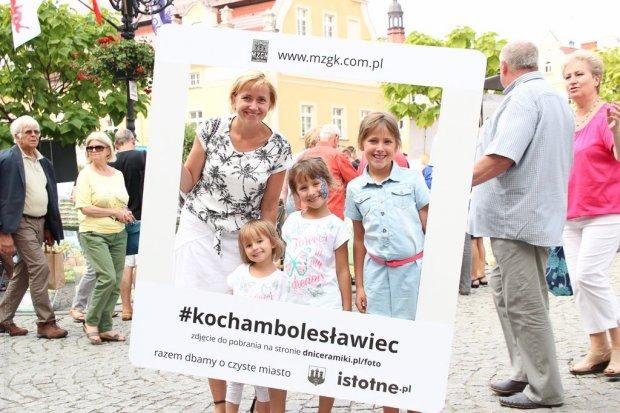 Świetna akcja #kochambolesławiec, dziś druga część!