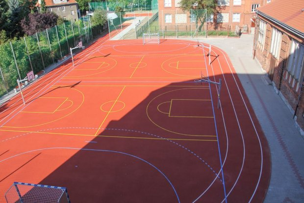 Nowa sportowa jakość w SP 6