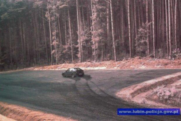 Zniszczył drogę leśną, straty to ponad 35 tys. zł