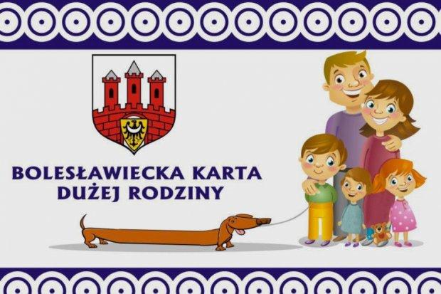 Jakie ulgi będą w bolesławieckiej Karcie Dużej Rodziny?