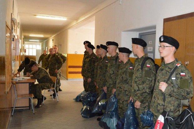 23 Pułk Artylerii: wcielenie ochotników do służby przygotowawczej w ramach NSR