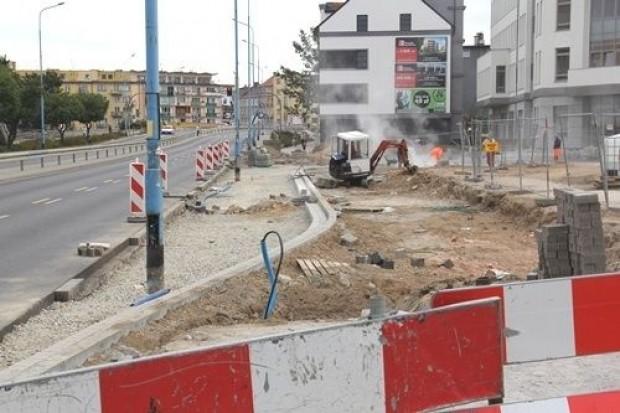 Wrocławska i Jordana – nowe drogi, parkingi i oświetlenie