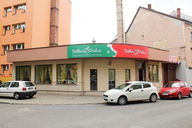 Bella Italia – prawdziwie włoska pizzeria, kawiarnia i czekoladziarnia