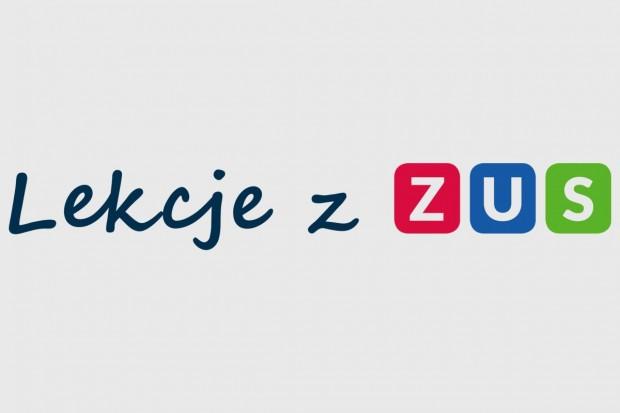"""Kolejna edycja """"Lekcji z ZUS"""" i konkurs wiedzy z nagrodami"""