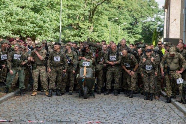 "Spotkanie komandosów 62 Kompanii Specjalnej ""Commando"""