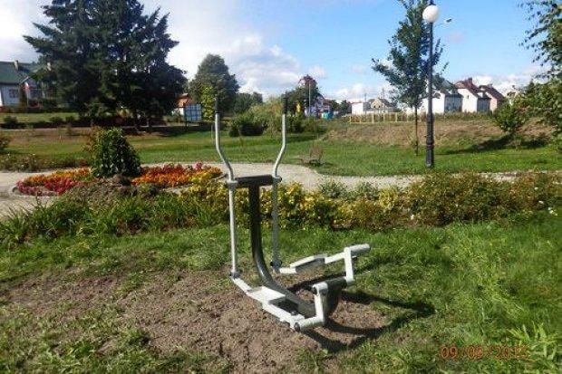 Węgliniec: siłownie zewnętrzne w sołectwach
