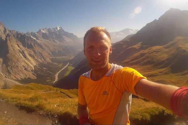 Sukces Daniela Milewicza: ukończył najtrudniejszy bieg w Europie. Dookoła Mont Blanc