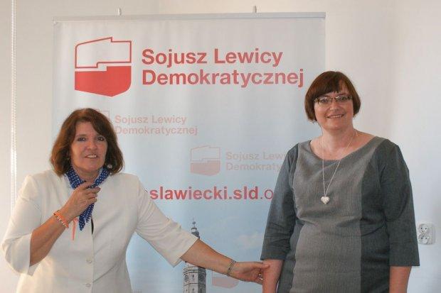 Zjednoczona Lewica: do Sejmu kandydują Małgorzata Sekuła-Szmajdzińska i Alicja Janiec
